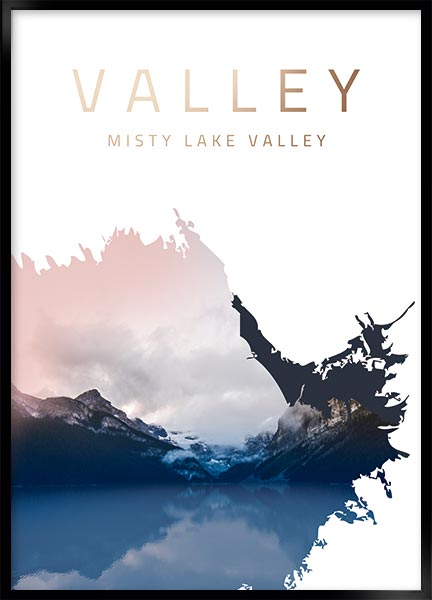 Plakat Vally - Stil: Envy