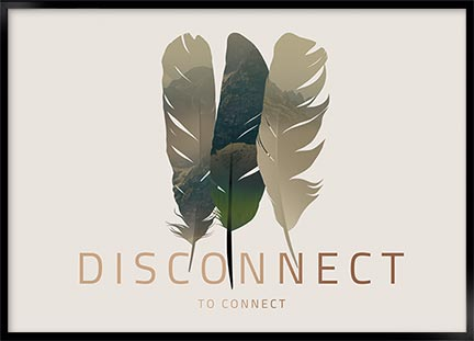 Plakat - Disconnect