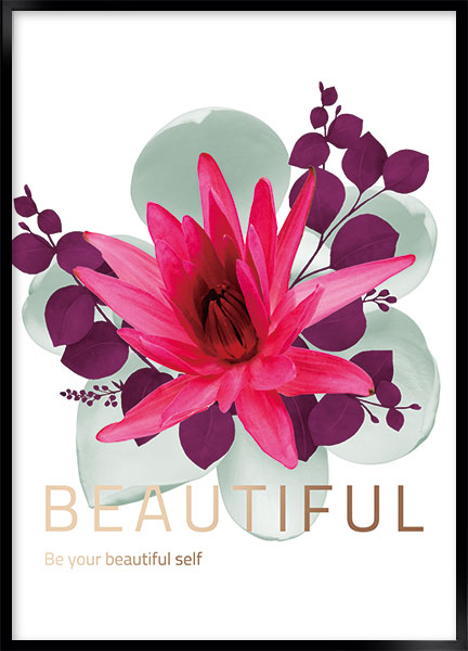 Plakat - Beautiful