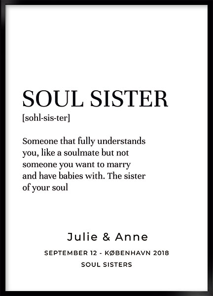 soul sister thumbnail