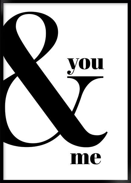 you & me thumbnail