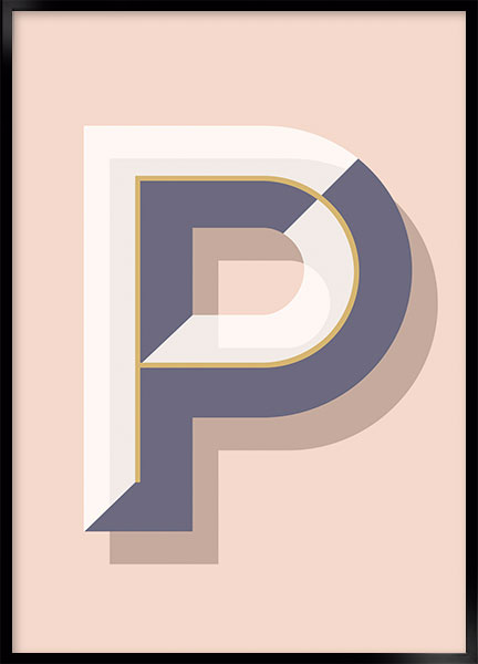 Plakat - P art deco